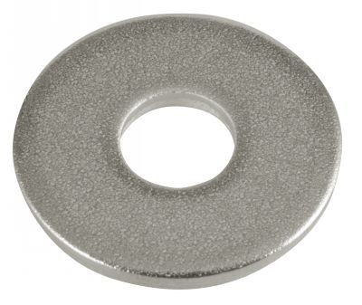 RONDELLE PLATE CHARPENTE DIN 440 ISO 7094 TYPE R INOX A2